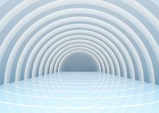 Empty abstract interior Royalty Free Stock Images