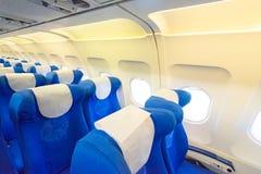 Empty aircraft Stock Photos