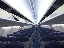 Empty Airline Royalty Free Stock Image
