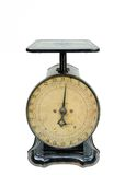 Empty Antique Scale Royalty Free Stock Image