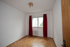 Empty apartment Royalty Free Stock Photography