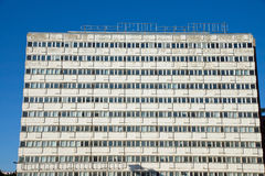 Empty apartment building in Berlin Royalty Free Stock Photography