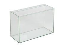 Empty aquarium Royalty Free Stock Image