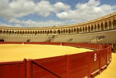 Empty arena, Spain Royalty Free Stock Photo