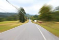 Empty asphalt Royalty Free Stock Image