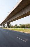 Empty asphalt road Royalty Free Stock Images