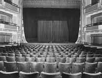 EMPTY AUDITORIUM Royalty Free Stock Image