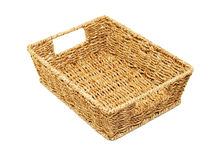 Empty basket Stock Photography