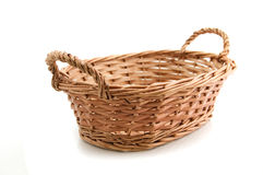 Empty basket Stock Photo