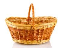 Empty basket Royalty Free Stock Image