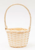 Empty basket Stock Photography