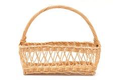 Empty basket Royalty Free Stock Photos