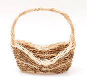 Empty basket Stock Photo