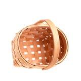 Empty basket Royalty Free Stock Photo