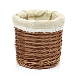 An empty basket Stock Photos