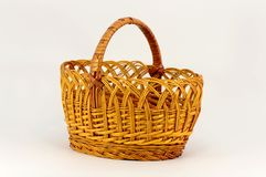 Empty basket Stock Image