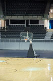 Empty basketball arena. Royalty Free Stock Photography