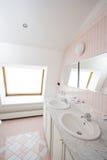 Empty bathroom Royalty Free Stock Image