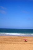 Empty Beach Stock Images