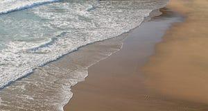 Empty Beach royalty free stock photo