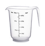 Empty beaker Royalty Free Stock Photography