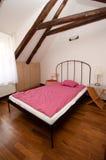 Empty bedroom Stock Photography