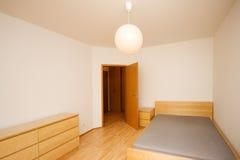 Empty bedroom Stock Photo