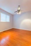 Empty Bedroom interior design Stock Image