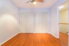 Empty Bedroom interior design Stock Photography