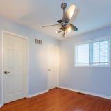 Empty Bedroom interior design Royalty Free Stock Image