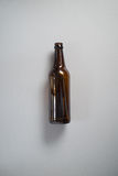 An Empty Beer Bottle Stock Photography