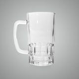 Empty beer mug Stock Photography