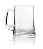 Empty beer mug Royalty Free Stock Photos