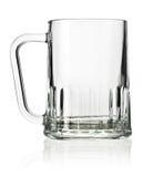 Empty beer mug Royalty Free Stock Photo