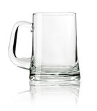 Empty beer mug Royalty Free Stock Photos