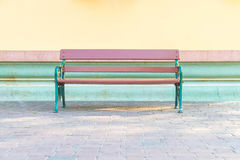 Free Empty Bench In Park Royalty Free Stock Images - 97340289