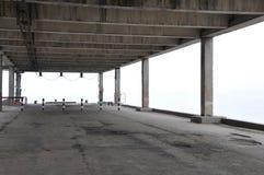 Empty berth Stock Image