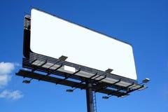 Empty Billboard royalty free stock photos