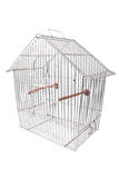 Empty bird cage Royalty Free Stock Images