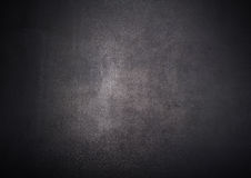 Empty  black chalkboard blackboard Royalty Free Stock Photography