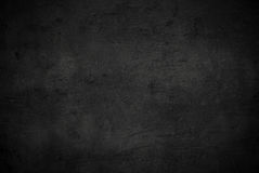 Empty black concrete surface texture Royalty Free Stock Photo