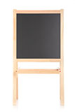 Empty black school board Royalty Free Stock Photo