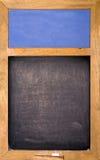 Empty blackboard Stock Images
