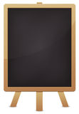 Empty Blackboard For Advertisement Royalty Free Stock Photography