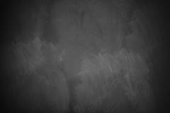 Empty blackboard background Stock Images