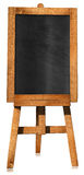 Empty Blackboard on a Easel Royalty Free Stock Photography
