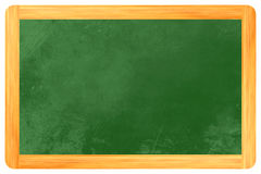 Empty Blackboard Stock Photography