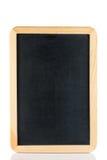 Empty blackboard isolated Stock Photography