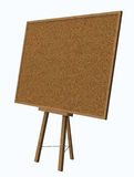 Empty blank cork board Royalty Free Stock Photos