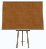 Empty blank cork board Stock Photos